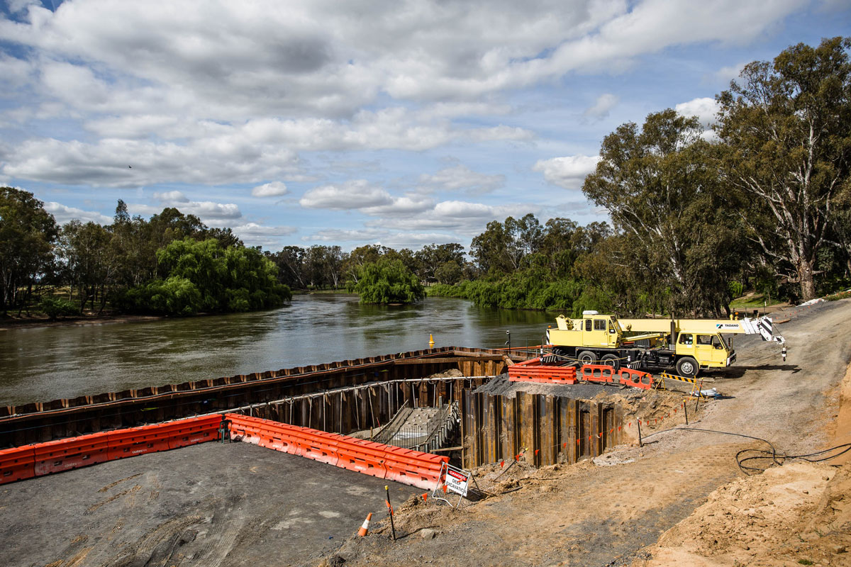 Geotechnical Engineering Wagga Albury Griffith